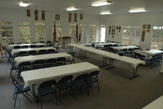 Scout Meeting Room
