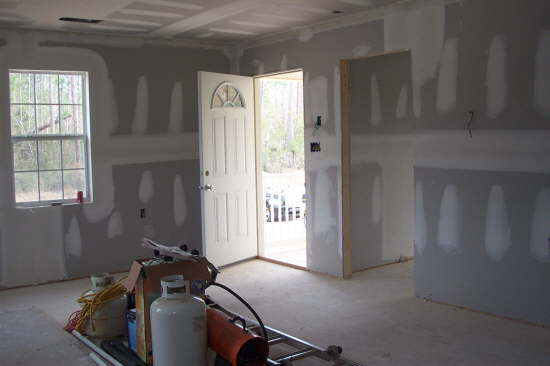 Dry Wall Work